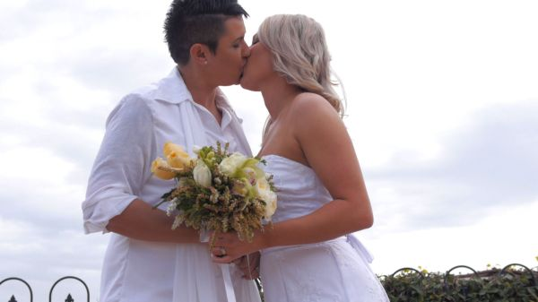 On Monday We Told You How The Edge In New Zealand Held Their SameSexWedding To Mark Fact It Is Now Legal For Same Sex Couples Get Married There See
